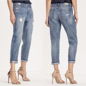 Miss Me GO FOR IT MID-RISE BOYFRIEND JEANS 28 NWT